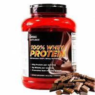 THE Basic 100% Whey protein - 1,8 kg
