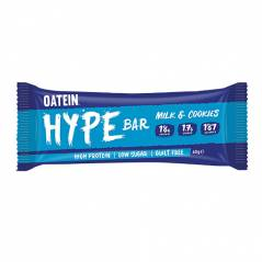 HYPE Low Sugar Bar MILK & COOKIES 60g