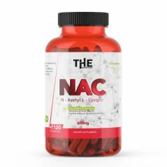 THE Nutritition NAC (N-Acetyl L-Cystein ) 600 mg - 120 tableta