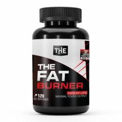 THE Nutrition Fat Burner 120 kaps