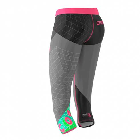 Woman 3/4 Leggings – GO CANDY NEON