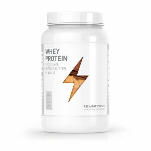 Battery Nutrition Whey Protein, 800gr