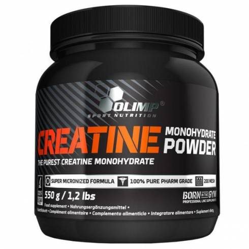 Olimp Creatine Powder, 550gr